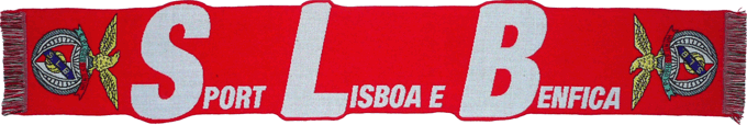 Cachecol Benfica SLB