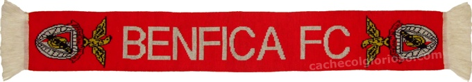 cachecol benfica fc