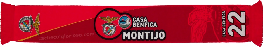 cachecol casa do benfica do montijo 22